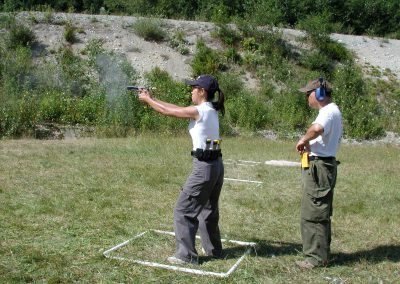 IPSC Range Officer